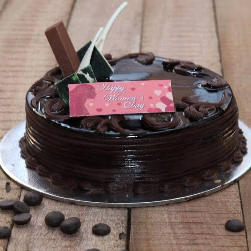 chocolate cake for women's day