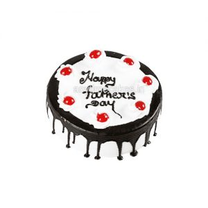 black forest cake for fathers day