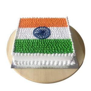 Happy Independence Day Cake